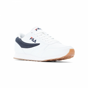 Fila Sneaker Orbit Low Men white-blue