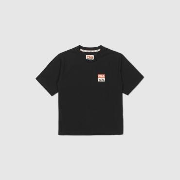 Fila Steffi T-Shirt Wmn black-beauty