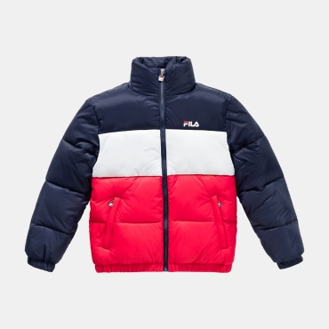 Fila Storm Puff Jacket navy