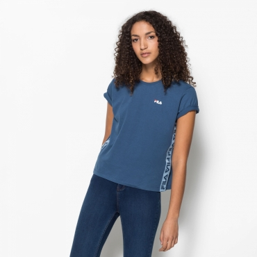 Fila Taja Tee ensign-blue