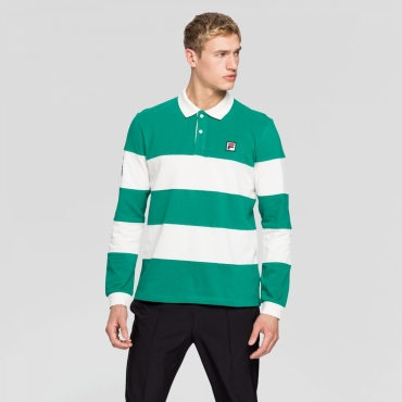 Fila Talmai Long Sleeve Polo