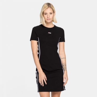 Fila Taniel Tee Dress black