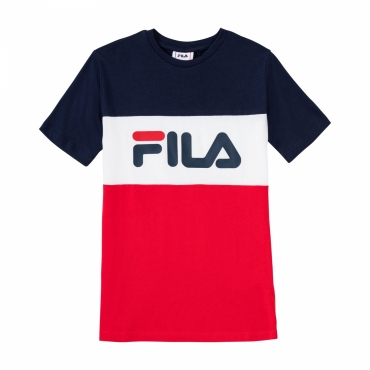 Fila Teens Classic Day Blocked Tee