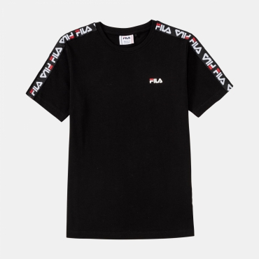 Fila Teens Tait Tee black