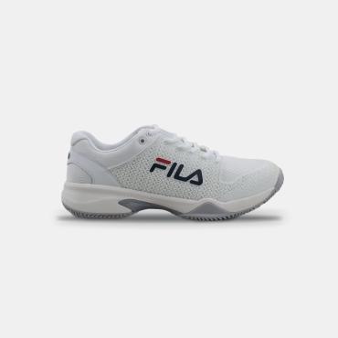 Fila Tennis Shoe Wmn white-grey