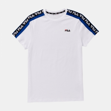 Fila Thanos Tee white-blue