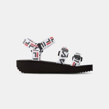 Fila Tomaia Logo Sandal Wmn