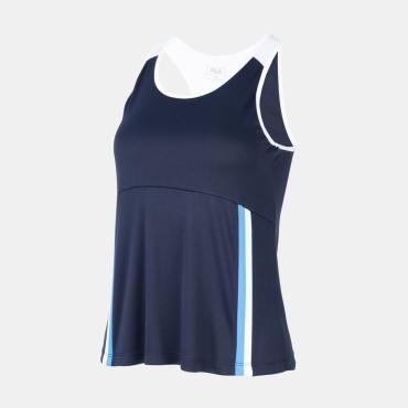 Fila Top Jasmine dark blue