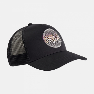 Fila Trucker Cap Artwork Logo / Snap Back
