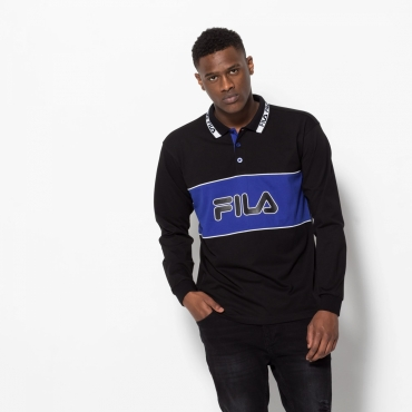 Fila Umed Long Sleeve Polo