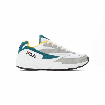 Fila V94M Low Men white-gray-gold