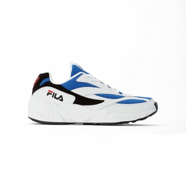 Fila Fila V94M Low Wmn white-blue-black