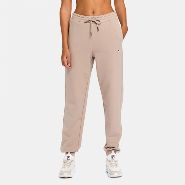 Fila Wmn Edena High Waist Sweat Pants oxford-tan