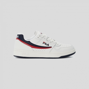 Fila Arcade Low Men white-navy-red