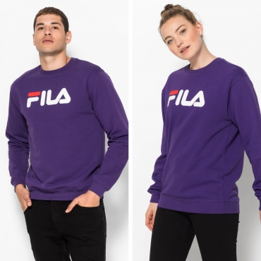 Fila Classic Pure Crew Sweat tillandsia