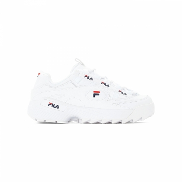 Fila D Formation Men white