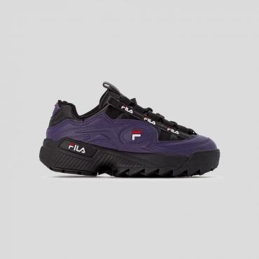Fila D-Formation Wmn purple-black