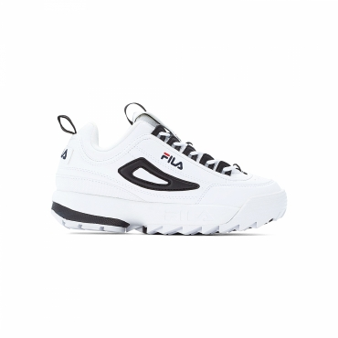 Fila Disruptor CB Low Wmn white-black