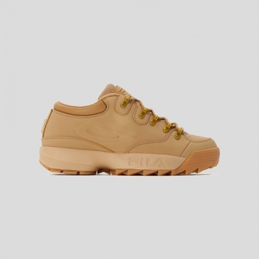 Fila Disruptor Hiker Low Men chipmunk
