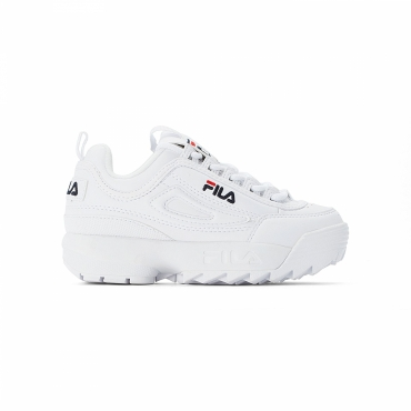 Fila Disruptor Kids white