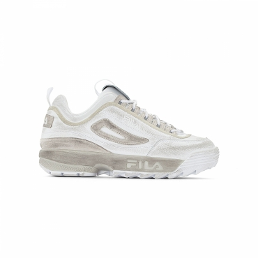 Fila Disruptor Low Men white-gardenia