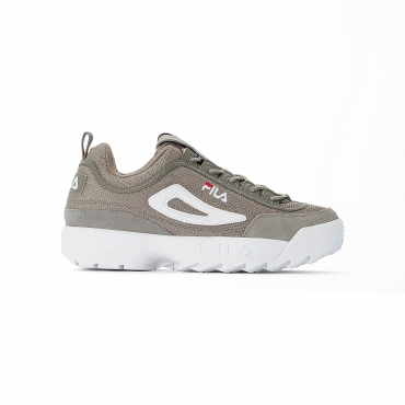 Fila Disruptor Mesh Low Men khaki