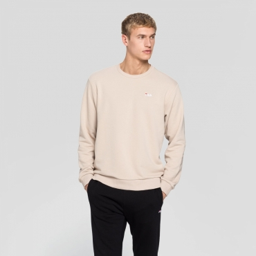 Fila Efim Crew Sweat oxford-tan