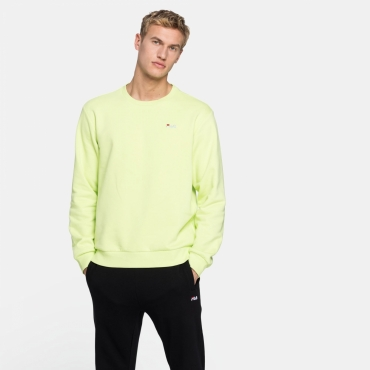 Fila Efim Crew Sweat sharp-green