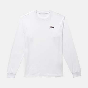 Fila Eitan Long Sleeve Shirt white