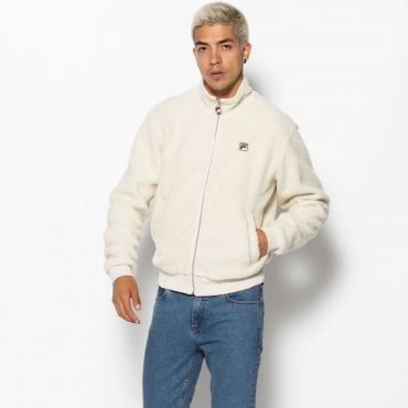 Fila Finch Batwing Sherpa Zip Through
