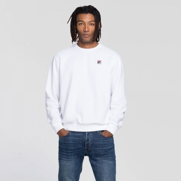 Fila Hector Crew Sweat white