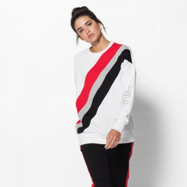 Fila Jewl Crew Sweat Wmn
