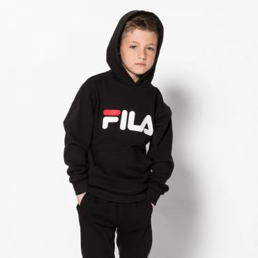 Fila Kids Classic Logo Hood Kangaroo