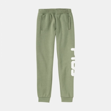 Fila Kids Classic Logo Pants sea-spray