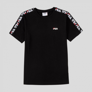Fila Kids Tait Tee black