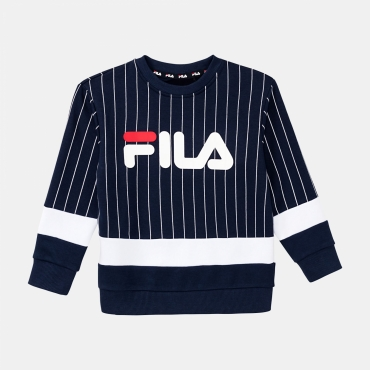 Fila Kids Tova Top Blocked Logo Shirt