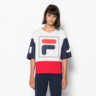 Fila Late Cropped Tee