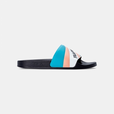 Fila Marina Slipper Wmn baltic-coral-navy