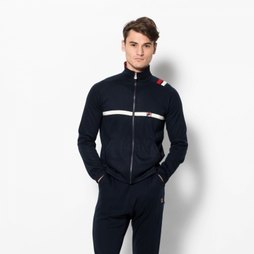 Fila Milan Fashion Week Knit Zip Top