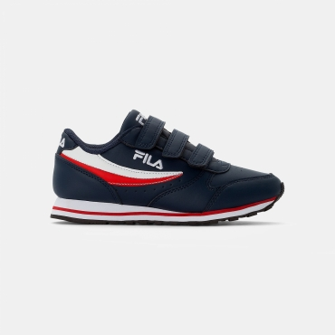 Fila Orbit Velcro Kids dress-blue