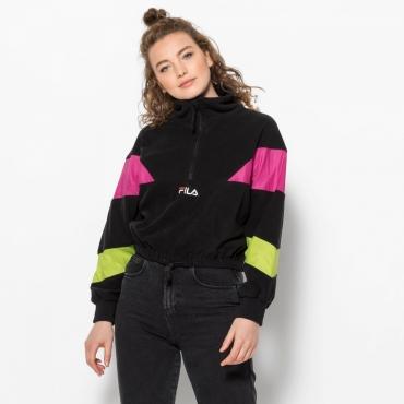 Fila Rafiya Half Zip Fleece Shirt