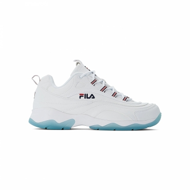 Fila Ray Ice white-navy-red