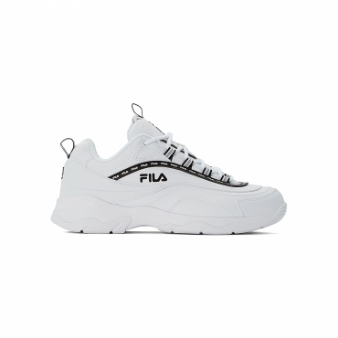 Fila Ray Repeat Wmn white-black