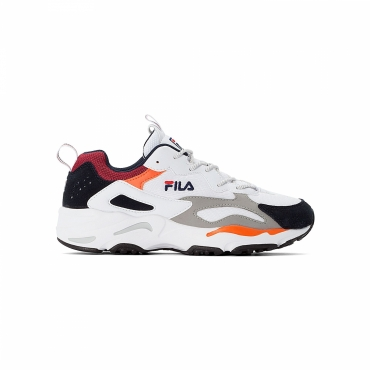 Fila Ray Tracer Men white-navy-rhubarb