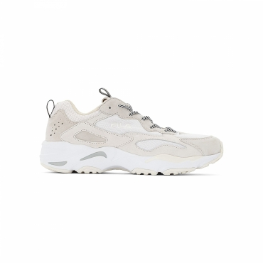Fila Ray Tracer Men white swan-gardenia