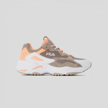 Fila Ray Tracer Wmn cement-white-canteloupe