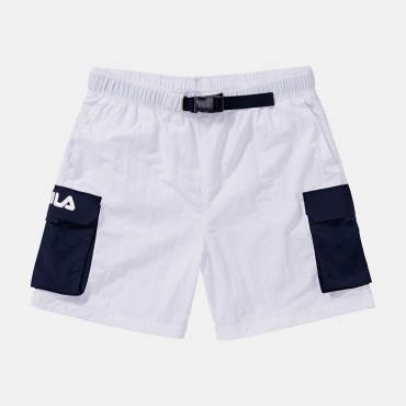 Fila Saar Woven Cargo Shorts