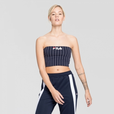 Fila Sachiko Striped Bandeau