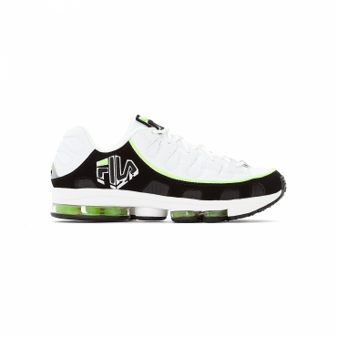 Fila Silva Trainer Men white-black-yellow