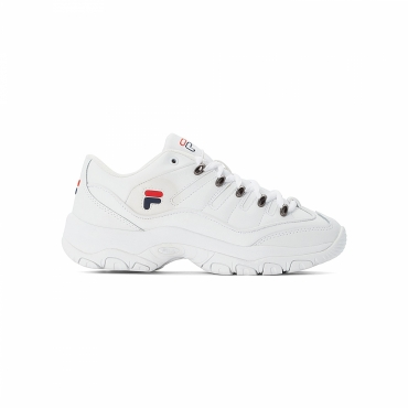 Fila Strada Hiker Low Wmn white